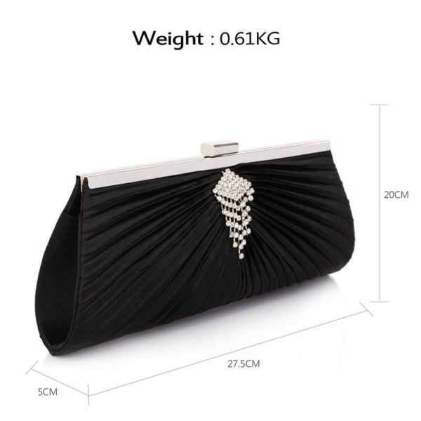 Black Clutch Bag With Crystal Decoration – LSE00221__2_