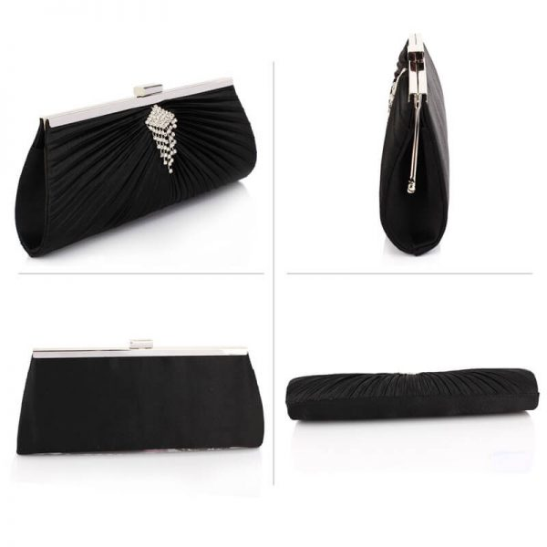 Black Clutch Bag With Crystal Decoration – LSE00221__3_