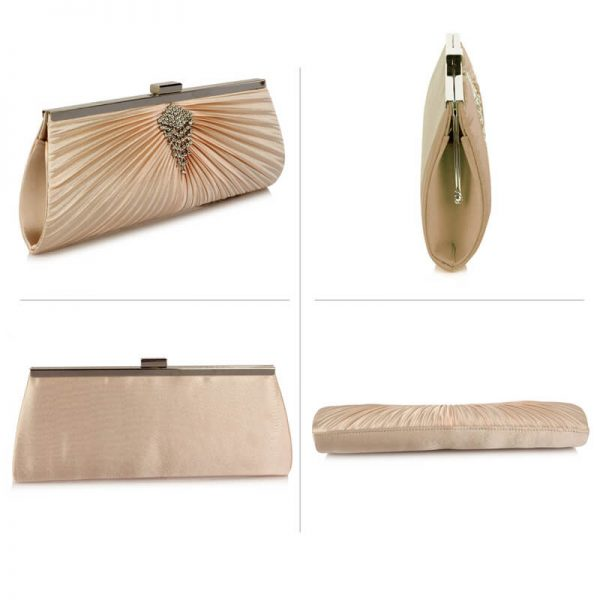 Champagne Clutch Bag With Crystal Decoration – LSE00221__3_