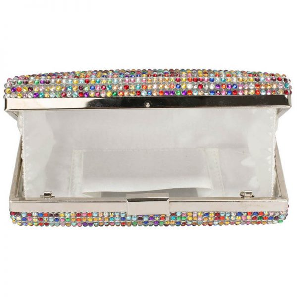 MultiColor Sparkly Evening Clutch – LSE00190__(2)