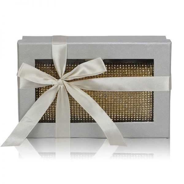 Sparkly Evening Clutch – LSE00190_GOLD
