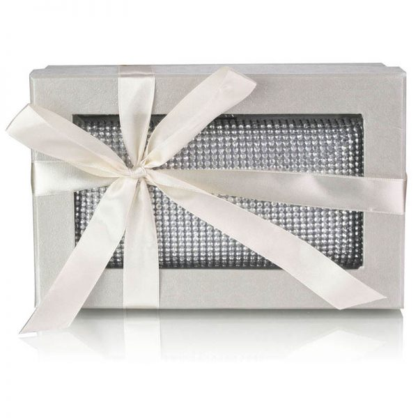 Sparkly Evening Clutch – LSE00190_Silver-2