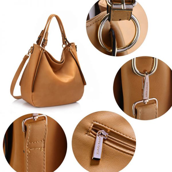 AG00448-Large Hobo Shoulder Bag – Nude_5_