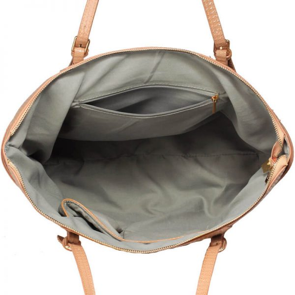 Nude Womens Large Tote Bag – LS00350A_3_
