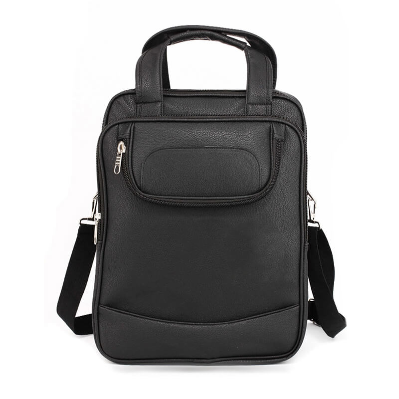 Black Laptop Backpack School Bag