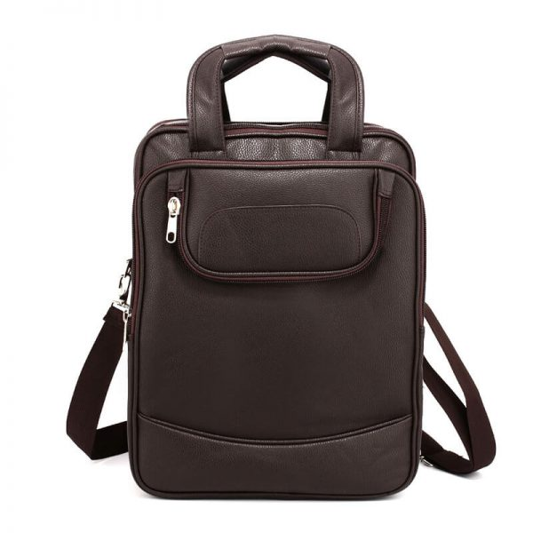 AG00574 – Coffee Laptop Backpack School Bag_1_