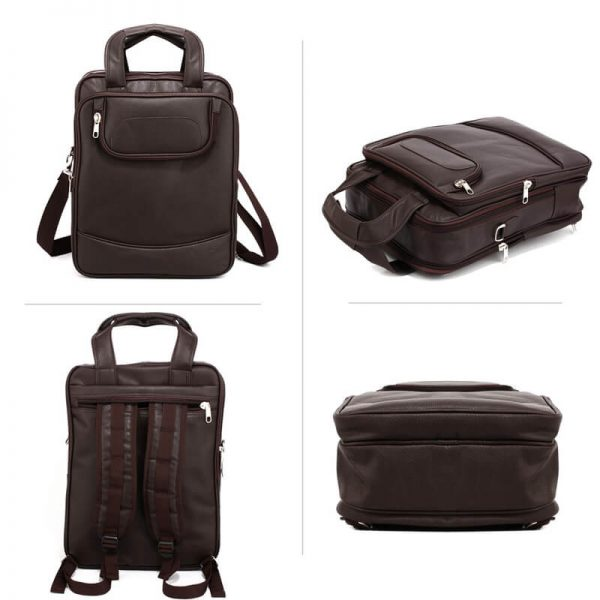 AG00574 – Coffee Laptop Backpack School Bag_3_