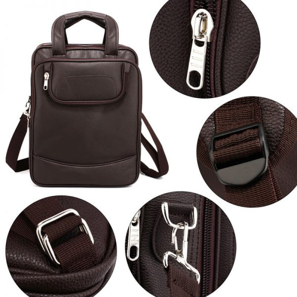AG00574 – Coffee Laptop Backpack School Bag_5_