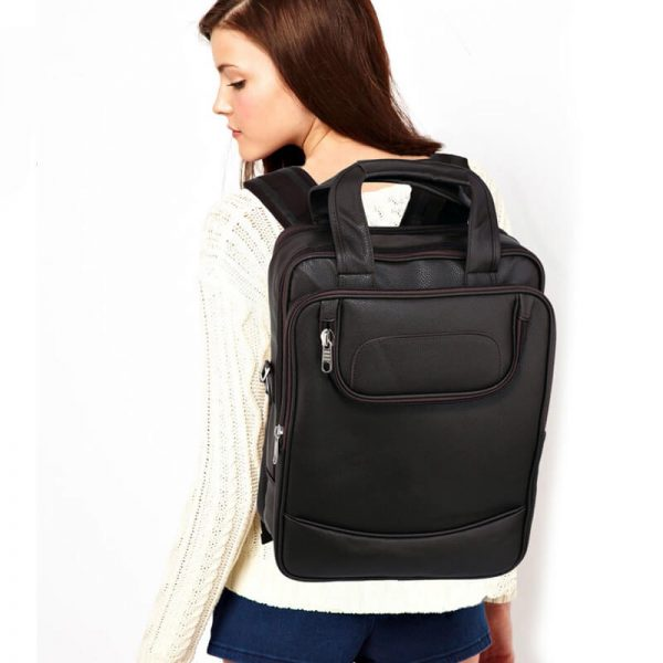AG00574 – Coffee Laptop Backpack School Bag_6_