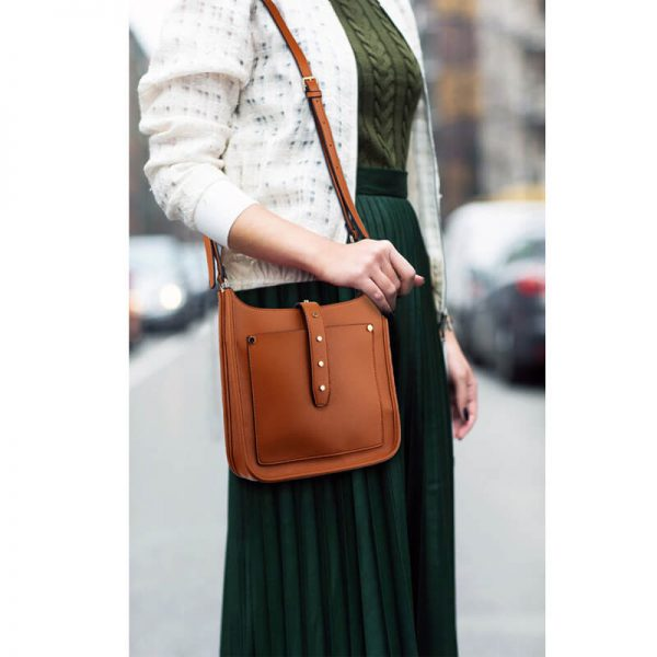 AG00588_Brown_Fashion Cross Body Shoulder Bag_6_