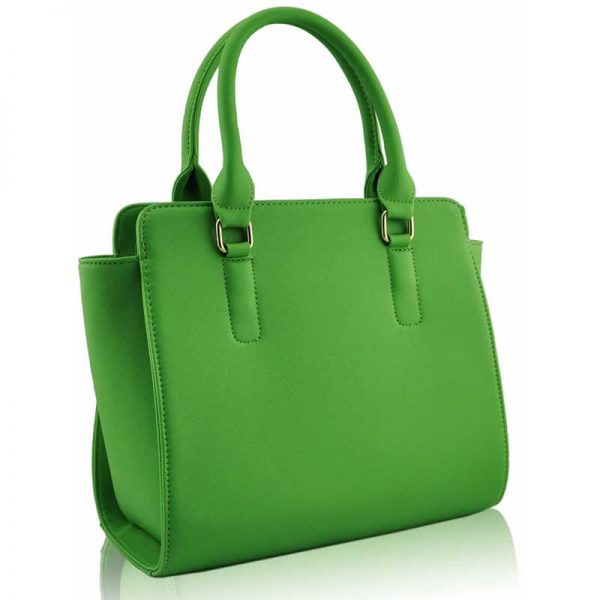 LS0020 – Green Grab Tote Bag-