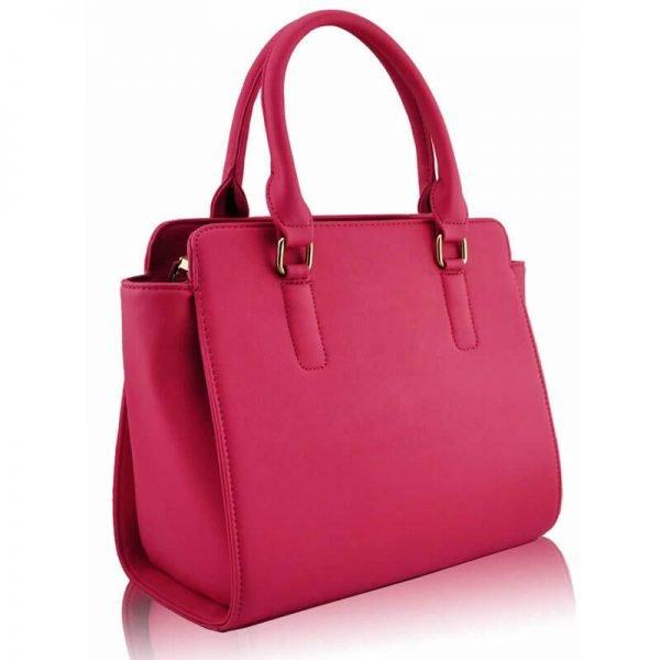 LS0020 – Pink Grab Tote Bag-