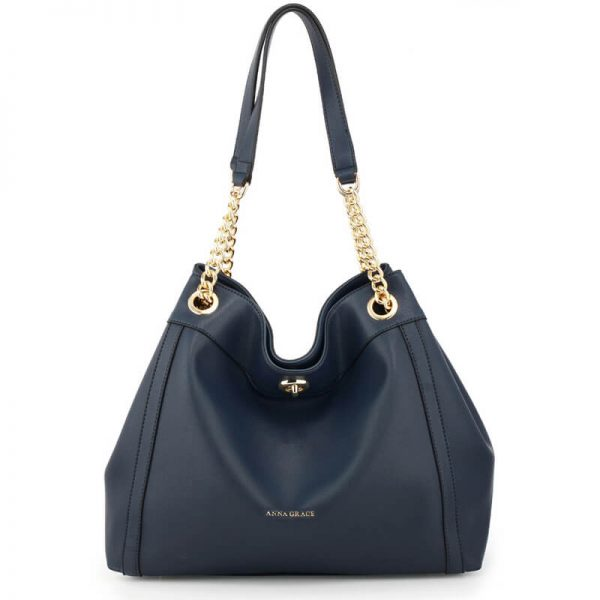 AG00561A – Navy Fashion Hobo Shoulder Bag_1_