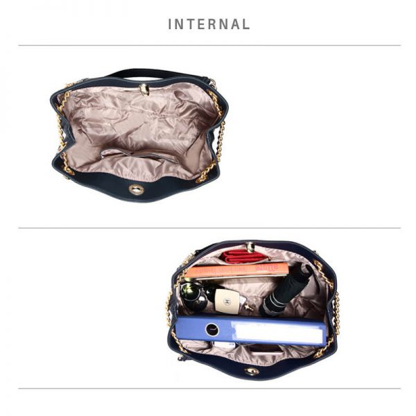 AG00561A – Navy Fashion Hobo Shoulder Bag_4_