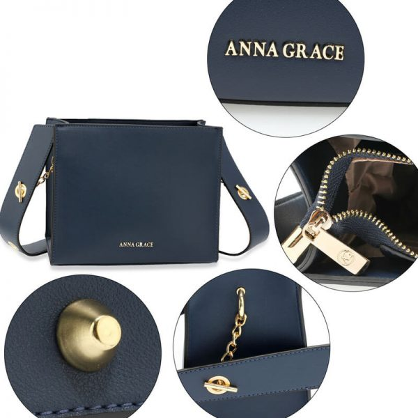 AG00596 – Navy Anna Grace Fashion Tote Bag_5_
