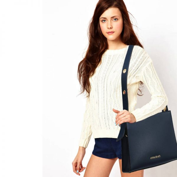 AG00596 – Navy Anna Grace Fashion Tote Bag_6_