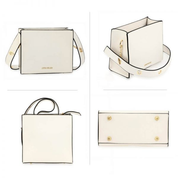 AG00596 – White Anna Grace Fashion Tote Bag_3_