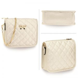 ivory Cross Body Shoulder Bag