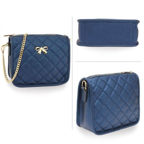 AG00598 navy Cross Body Shoulder Bag3_