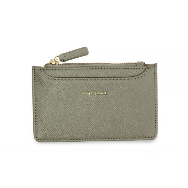 AGP1109 – Grey Anna Grace Zip Coin Pouch_1_