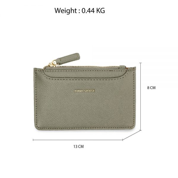 AGP1109 – Grey Anna Grace Zip Coin Pouch_2_