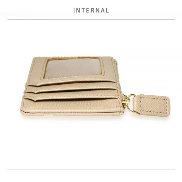 AGP1109 – Nude Anna Grace Zip Coin Pouch_4_