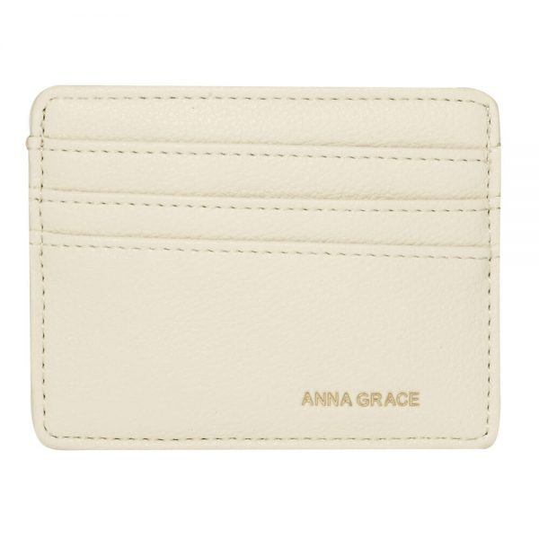 AGP1120 – Ivory Anna Grace Card Holder Wallet_1_