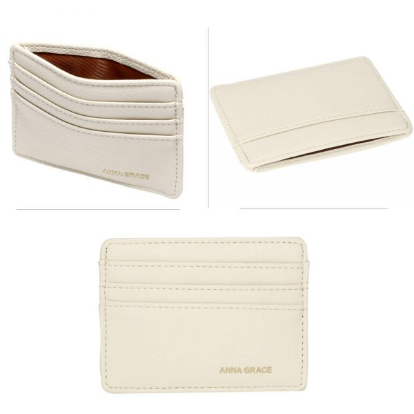AGP1120 – Ivory Anna Grace Card Holder Wallet_3_