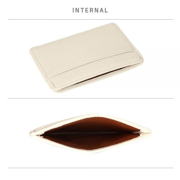 AGP1120 – Ivory Anna Grace Card Holder Wallet_4_