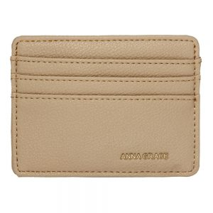 Nude Anna Grace Card Holder Wallet