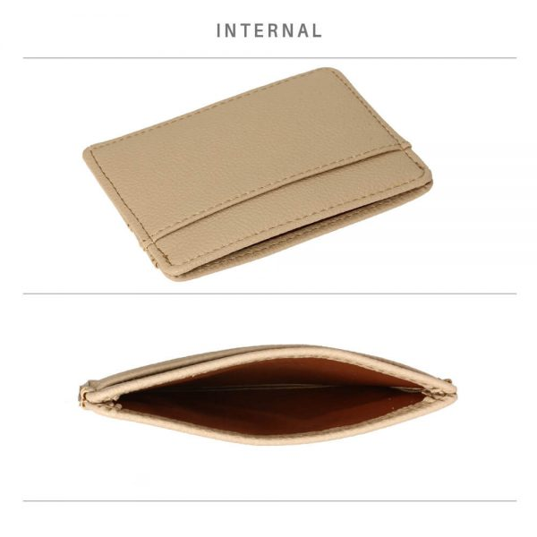 AGP1120 – Nude Anna Grace Card Holder Wallet_4_