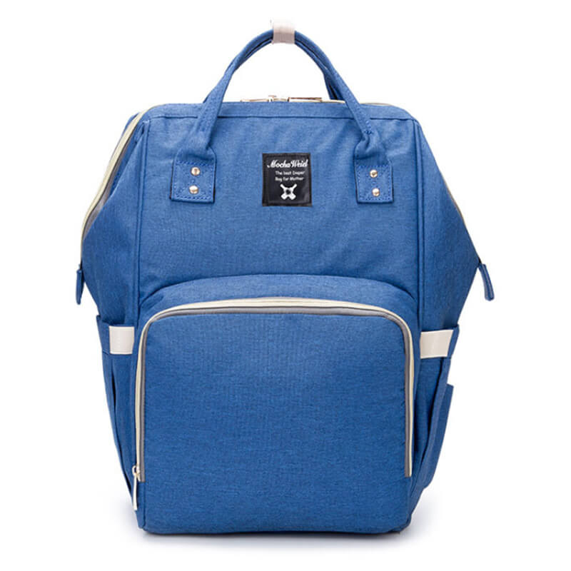 Blue Moms Backpack