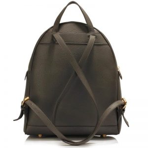 grey_Backpack Rucksack School Bag