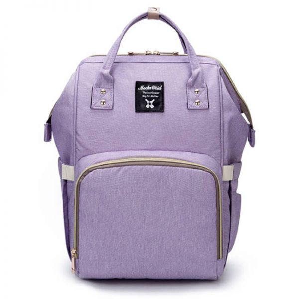 Purple Moms Backpack