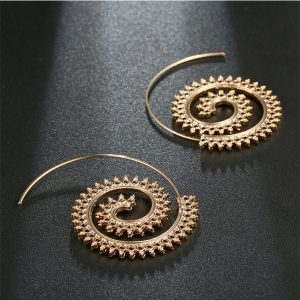 Hoop Earring gold