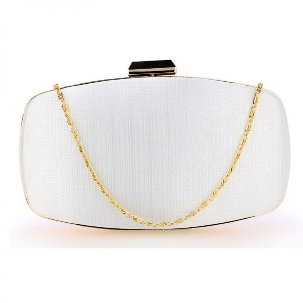 AGC00354 – Ivory Satin Evening Clutch Bag_1_