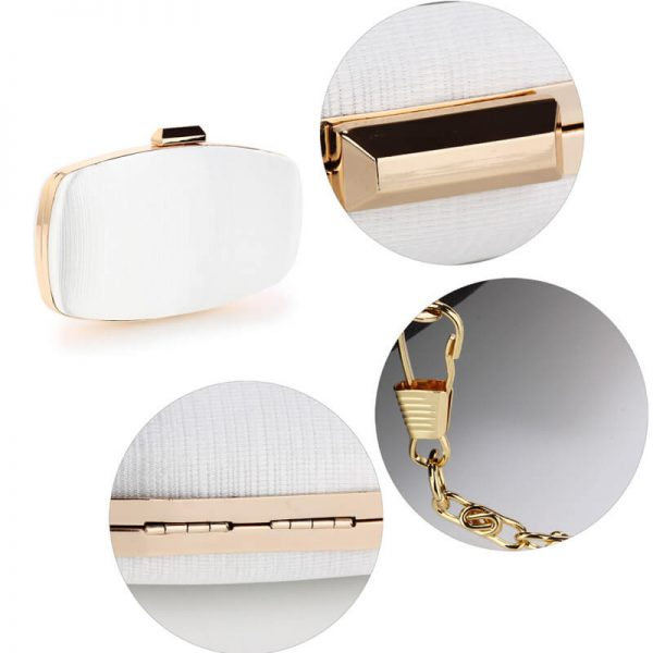 AGC00354 – Ivory Satin Evening Clutch Bag_5_