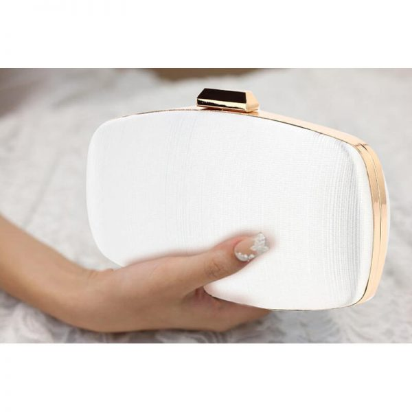 AGC00354 – Ivory Satin Evening Clutch Bag_6_