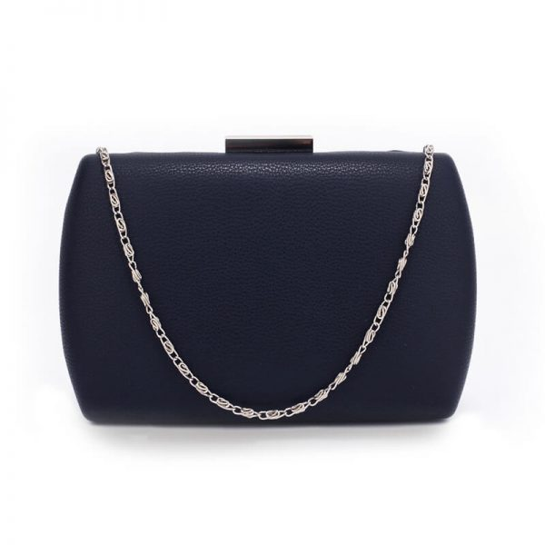 AGC00358 – Navy Hard Case Evening Clutch Bag_1_