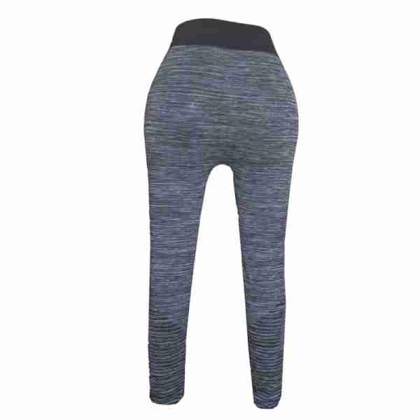 ZL11 – 1 -Black Ladies Sports Yoga Exercise or Daily Use Legging Tights