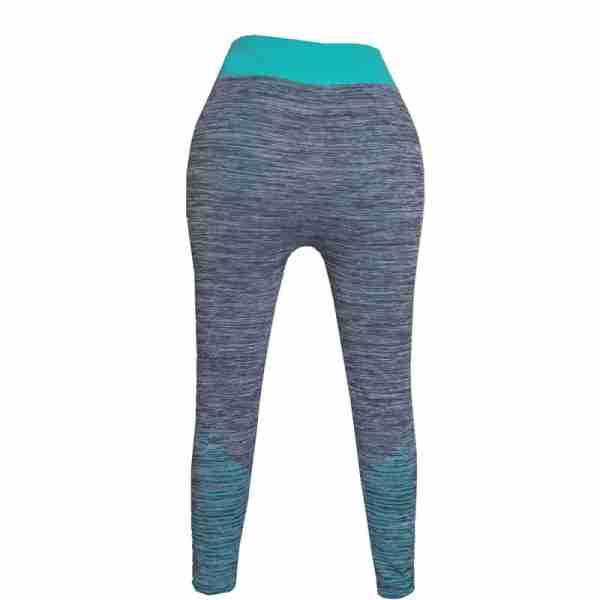 ZL11 – 1 – Green Ladies Sports Yoga Exercise or Daily Use Legging Tights