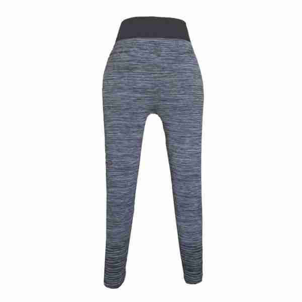 ZL11 – Black Ladies Sports Yoga Exercise or Daily Use Legging Tights