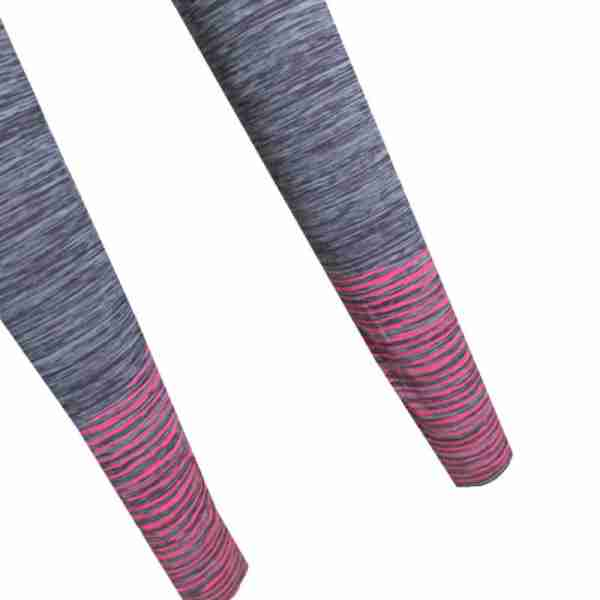 ZL11 – Pink- Ladies Sports Yoga Exercise or Daily Use Legging Tights