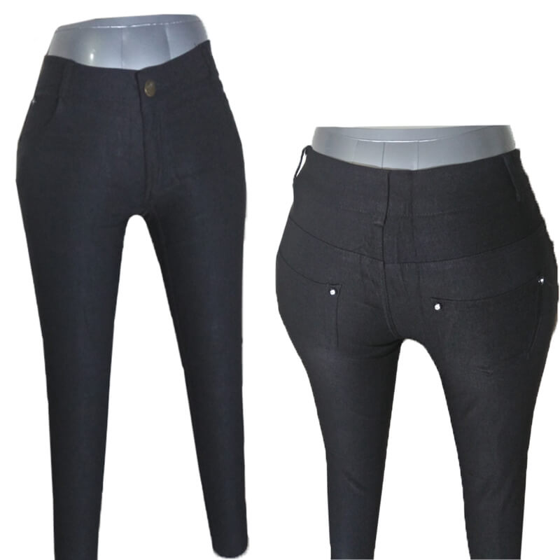 Ladies Stretchable Soft Skinny Pant