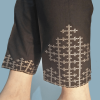 KT63 Cross Stitch Embroided Trouser 1 PNG