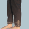 KT63 Cross Stitch Embroided Trouser 2 PNG