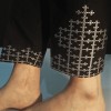 Cross Stitch Embroided Trouser