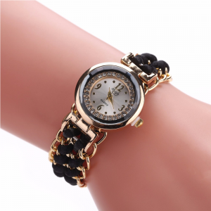 Bracelet Watch Black