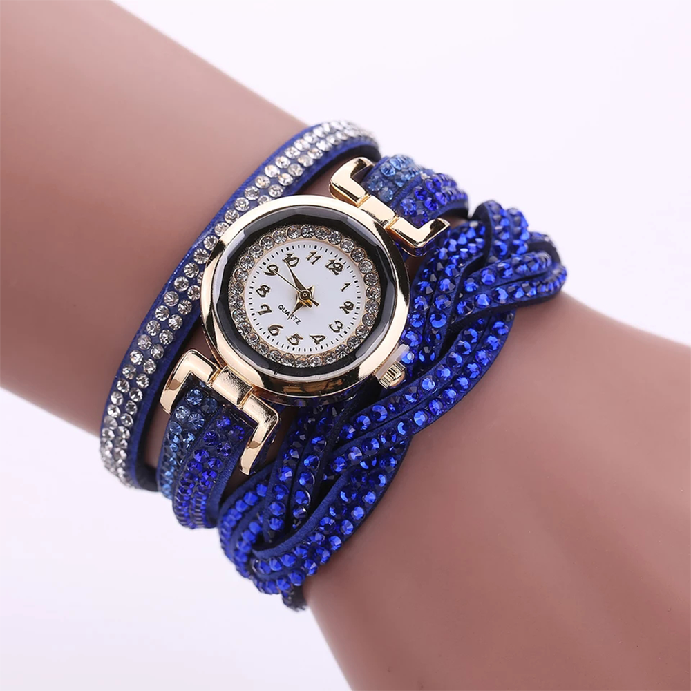 Bracelet Watch Blue