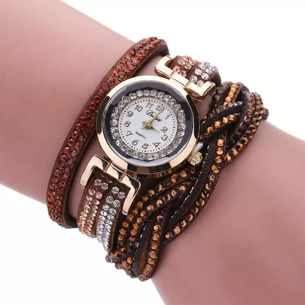 Bracelet Watch Brown